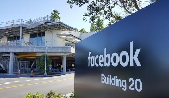 Một phần quang cảnh bên ngoài trụ sở của Facebook tại Singapore. Nguồn: SingaporeComputerWorld