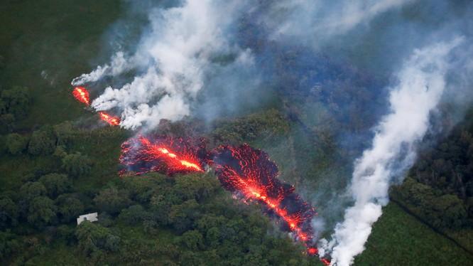 Núi lửa Kilanuea (ảnh: Business Insider)
