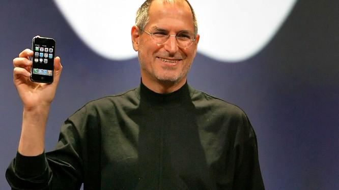 Thiết bị của Apple là dấu hiệu nhận biết người giàu tại Mỹ. Ảnh: BI