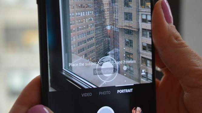 Chế độ Chụp chân dung trên OnePlus 6. Ảnh: DT