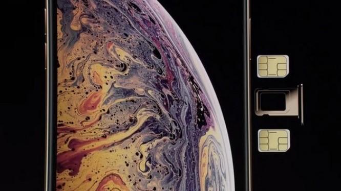 Apple chỉ cung cấp iPhone 2 SIM vật lý duy nhất tại Trung Quốc. Ảnh: GadgetsNow