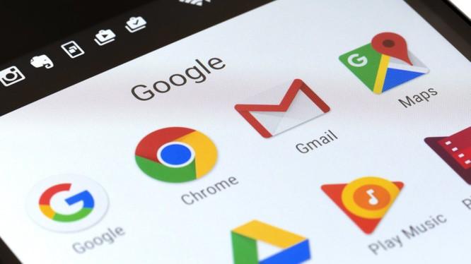 Bộ ứng dụng miễn phí của Google đã trở nên phổ biến thiết bị Android. Ảnh: WorldNow