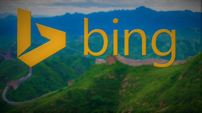 Bing bắt đầu ra mắt người dùng Trung Quốc vào tháng 6 năm 2009. Ảnh: VB.