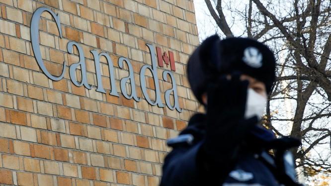 CFO Mạnh Vãn Châu kiện chính phủ Canada, chỉ 3 tiếng sau khi Canada chấp nhận yêu cầu dẫn độ của Mỹ. Ảnh: Zeit