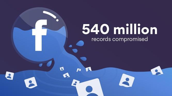 540 hồ sơ người dùng Facebook bị phát hiện đang lưu trữ trên máy chủ của Amazon. Ảnh minh họa: NordVPN
