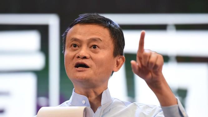 Nhà sáng lập, Giám đốc điều hành Alibaba Jack Ma. Ảnh: SCMP