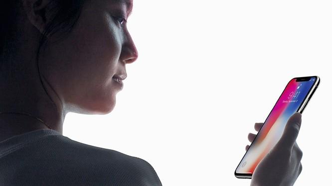 Apple nổi tiếng về khả năng bảo mật một phần nhờ công nghệ nhận diện khuôn mặt tiên tiến, FaceID. Ảnh: