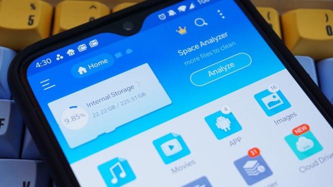 ES File Explorer, ứng dụng quản lý hệ thống với hơn 500 triệu lượt tải xuống vừa bị gỡ bỏ khỏi Google Play. Ảnh: Android Police
