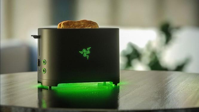 Lò nướng bánh mỳ của Razer, BreadWinner. Ảnh: Razer