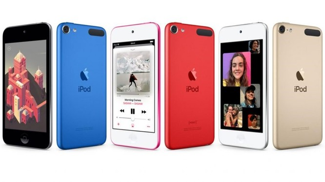 iPod Touch Gen 7. Ảnh: Trusted Review
