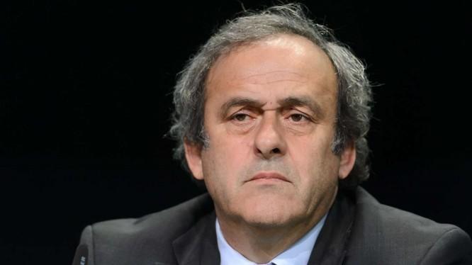 Cựu Chủ tịch UEFA Michel Platini vừa bị cảnh sát Pháp bắt giữ vì bê bối tham nhũng. Ảnh: Straits Times