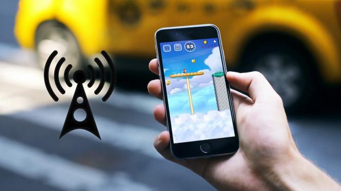 Kết nối Internet khi chơi Super Mario Run khiến dung lượng 3G/4G giảm xuống chóng mặt nếu người dùng không để ý