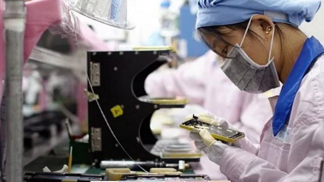 Dây chuyền sản xuất điện thoại