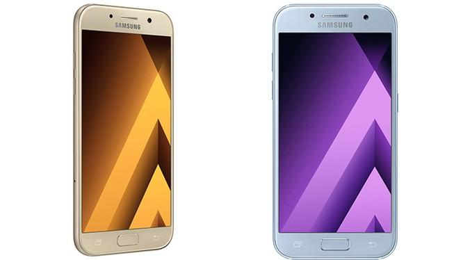 Hình ảnh smartphone Galaxy A