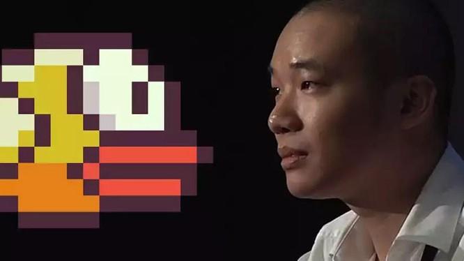 Nguyễn Hà Đông - tác giả trò chơi Flappy Bird.