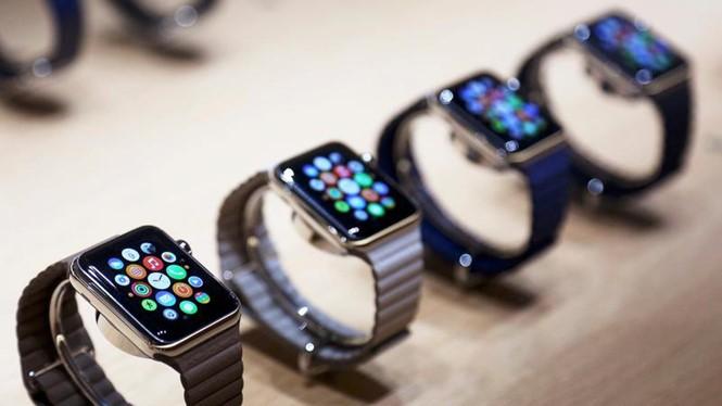 Apple Watch thế hệ 3 sẽ được ra mắt trong quý 3/2017 ẢNH: AFP