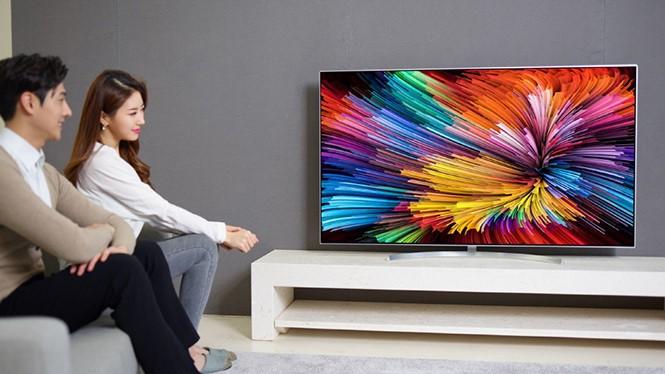 Những chiếc Super UHD TV từ LG mang đến trải nghiệm ảnh ảo nổi trên màn hình