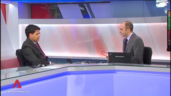 Ông Sachin Mittal trong một chương trình truyền hình