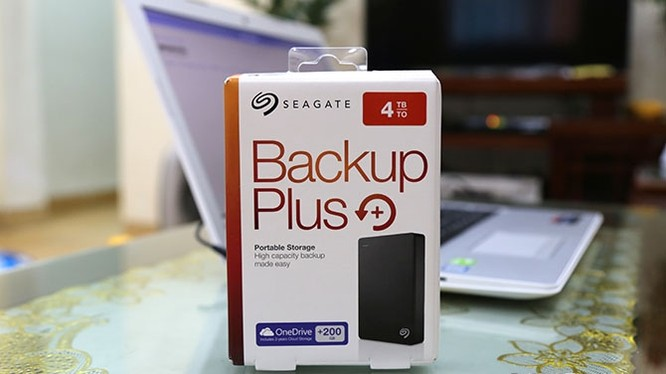 Ổ cứng di động Seagate Backup Plus