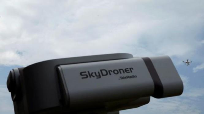 Hệ thống phản drone SkyDroner 500