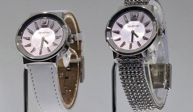 Swarovski là một thương hiệu đồ trang sức, đồ trang trí cao cấp và đồng hồ của Áo.