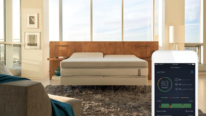 Sleep Number 360 gồm giường và ứng dụng đi kèm