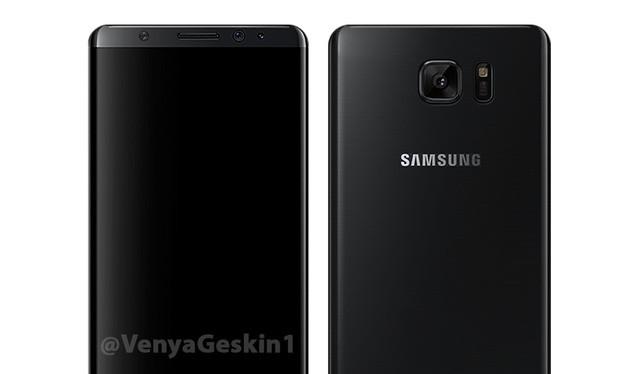 Hình ảnh smartphone Galaxy S8