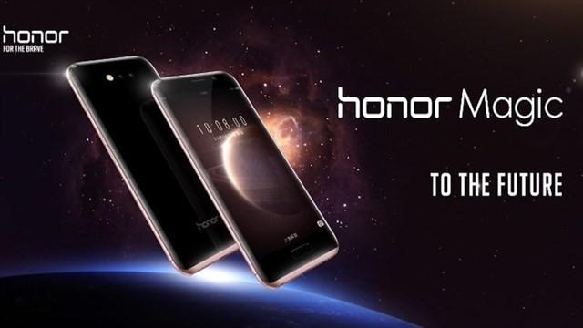 Hình ảnh của Honor Magic