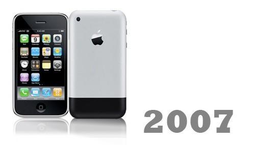 iPhone đời 2007