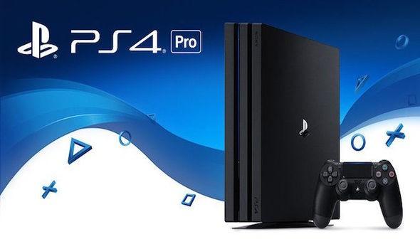 PS4 màu đen