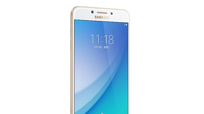 Galaxy C7 Pro được trang bị màn hình 5,7 inch Super AMOLED