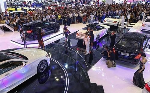 2016 là một năm thành công của thị trường ô tô Việt Nam