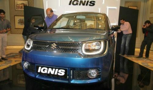 Maruti Ignis đã chính thức lên kệ tại Ấn Độ.