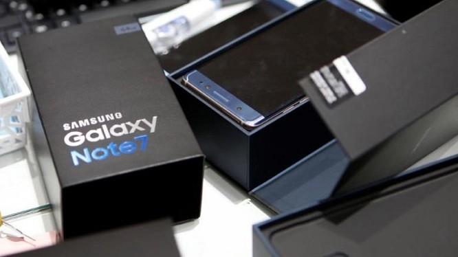 Galaxy Note 7 gây thiệt hại lớn cho Samsung