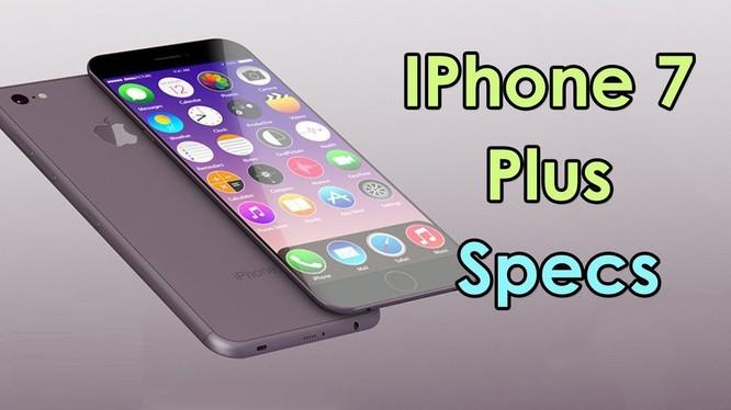 iPhone 7 Plus đứng đầu bảng xếp hạng