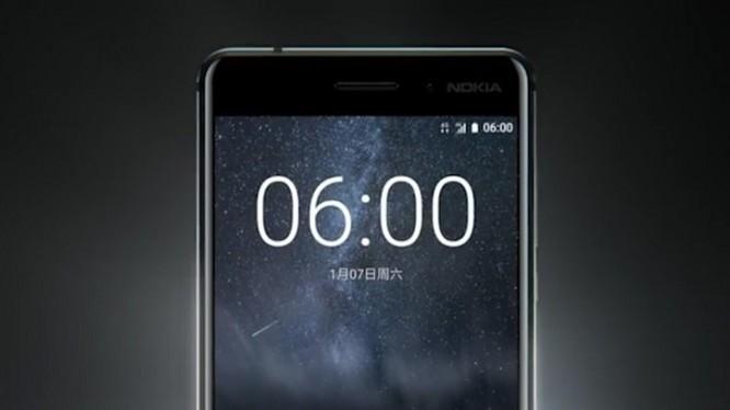 Nokia 6 là mẫu smartphone tầm trùng