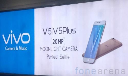 Hình ảnh Vivo V5