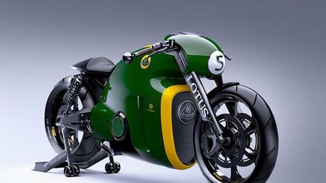 Lotus C-01 đứng vị trí số 1.