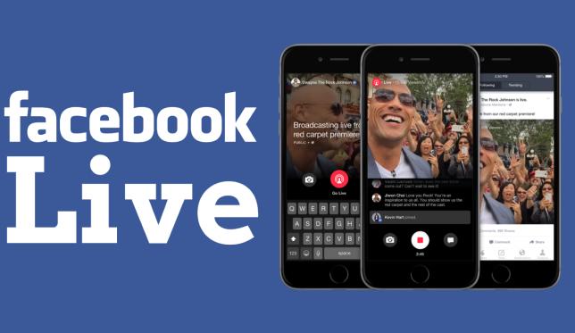 Facebook Live đang bước sang một hướng khác