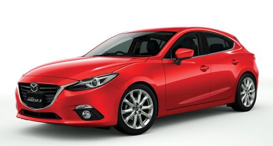 Mazda3 - mẫu sedan hạng C thành công nhất tại thị trường Việt Nam