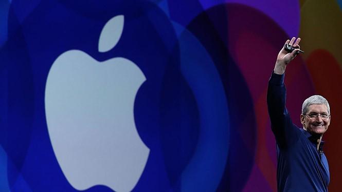 Tăng trưởng iPhone sẽ được tính dựa vào thay đổi trong lượng người dùng cơ sở. Ảnh AFP