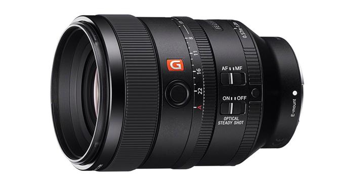 Ống kính FE 100mm F2.8 STF GM OSS.