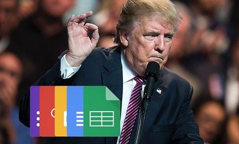 Tổng thống Donald Trump đang vấp phải sự chống đối của nhiều người