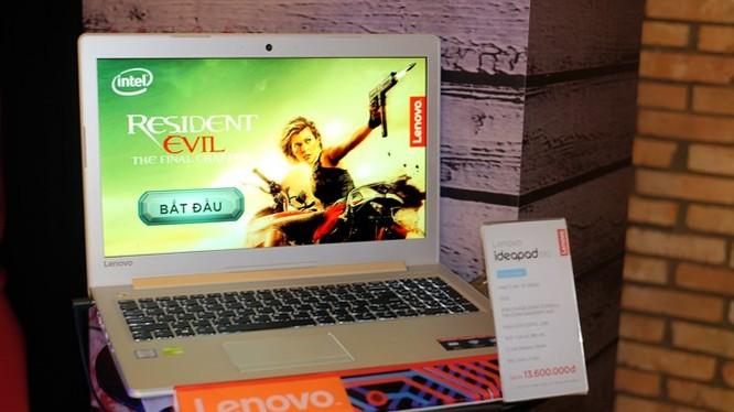 Laptop IdeaPad 510
