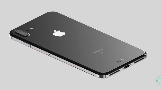 Hình ảnh được cho là của iPhone 8
