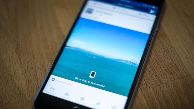 Chia sẻ ảnh 360 độ trên Facebook nhận được nhiều sự quan tâm từ người dùng ẢNH: CNET