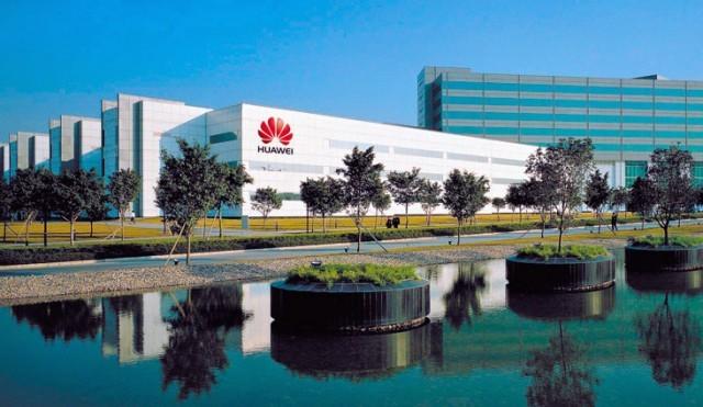 Trụ sở Huawei