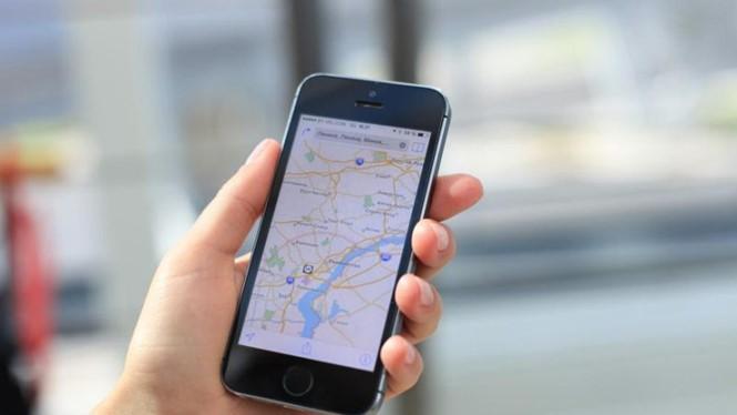 Google Maps vừa có tính năng tạo và lưu địa điểm mà người dùng muốn đến.Ảnh AFP