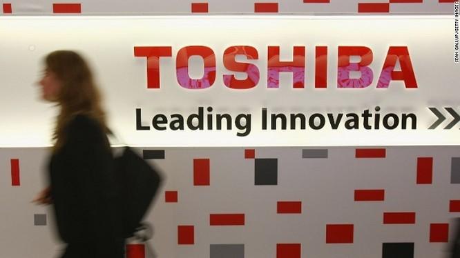 Toshiba - thương hiệu nổi tiếng một thời