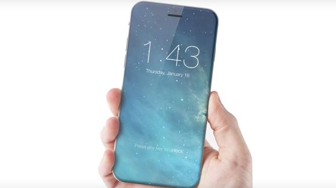 Apple có thể sẽ đưa thêm một màn hình cảm biến nữa vào mắt trước sản phẩm.